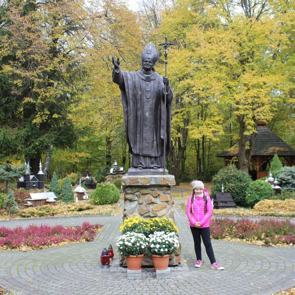Výlet v poľskom meste Myczkowce