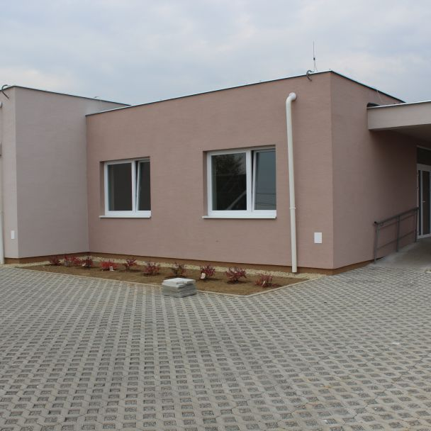 Komunitné centrum v obci Malá Domaša
